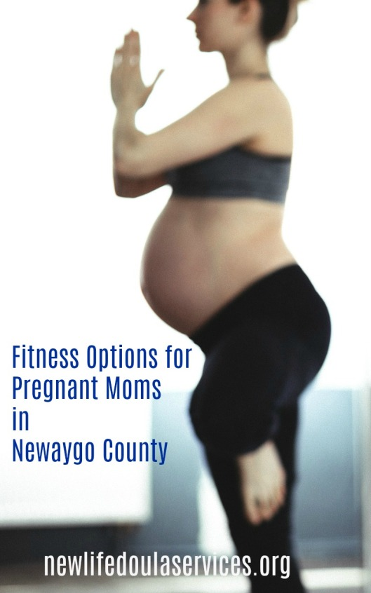Fitness Options for Pregnant Moms in Newaygo County